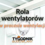 Rola wentylatorów w procesie wentylacji budynków